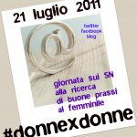 #donnexdonne: una buona prassi al femminile un po' maschile