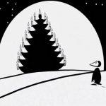 Natale con il pinguino
