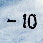 – 10 il countdown