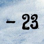 -23 tra peso e riposo
