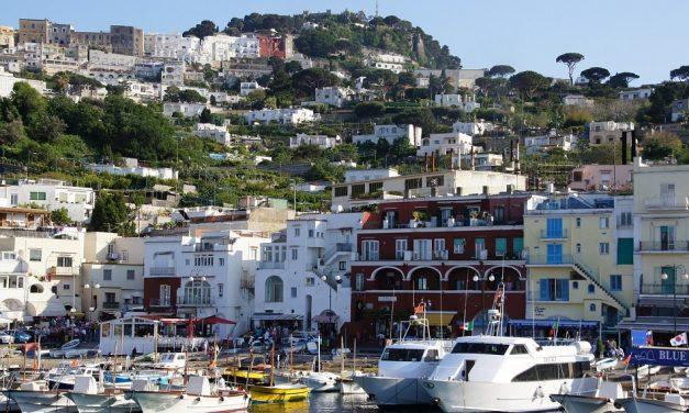 Quel che mi è piaciuto di #Capri16