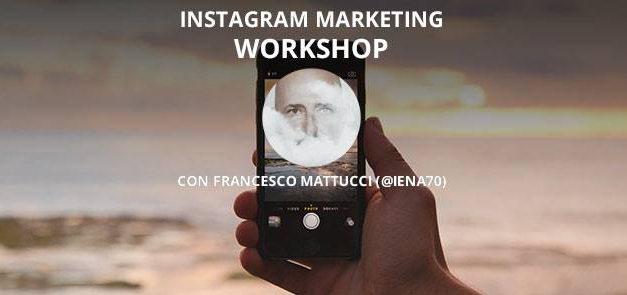 Corso Instagram Marketing: io e la formazione