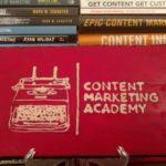 Content Marketing Academy: la formazione che consiglio