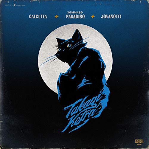 La luna e la gatta